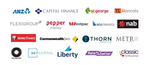 QPF Finance Lender Panel